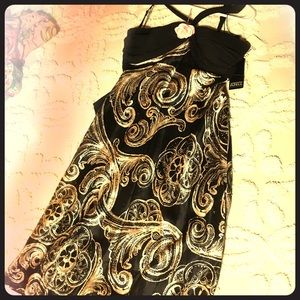 Adriana Pappell dress